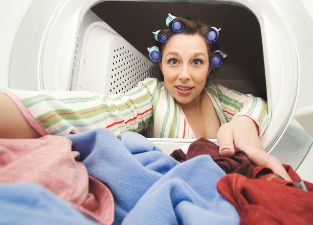 Clothes Dryer Fire Prevention Tips!