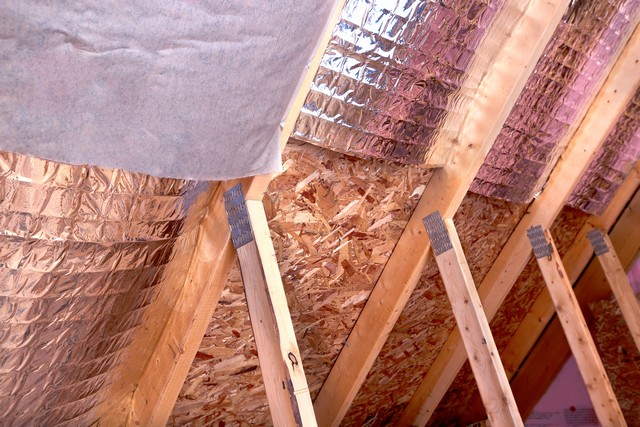 The Causes Of Attic Frost!