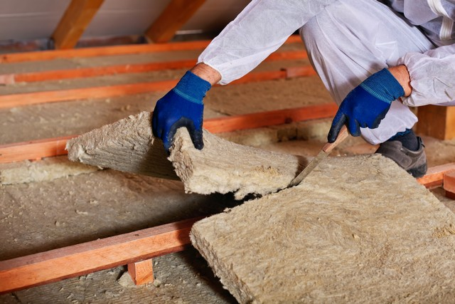 Missing Insulation or Improperly Installed Insulation