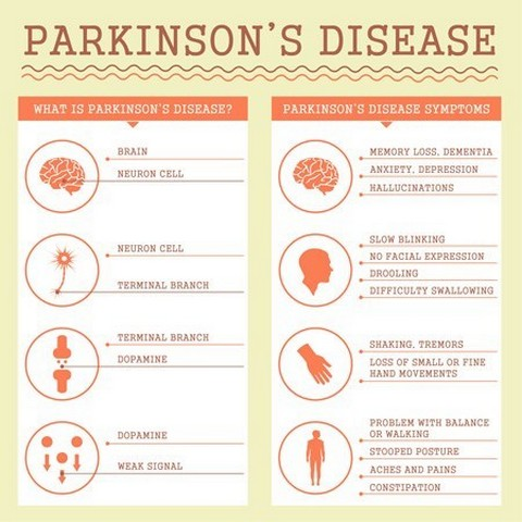 Many CIRS Symptoms Are Similar to PD!