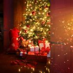 Christmas Tree Safety Tips - Decorating and putting up a Christmas tree is a holiday tradition. Are you aware that your Xmas tree could be a source of mold and a potential fire hazard. This article provides you with mold prevention PLUS 8 fire prevention tips. Fire prevention tip 5 is super important!