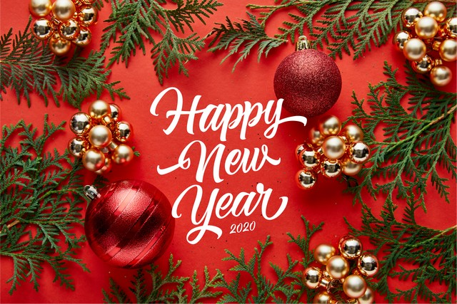 From all your friends at First Call Restoration, we want to thank you for your patronage during 2019 and wish you all the best in 2020.