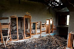Household Fire Damage Pughkeepsie